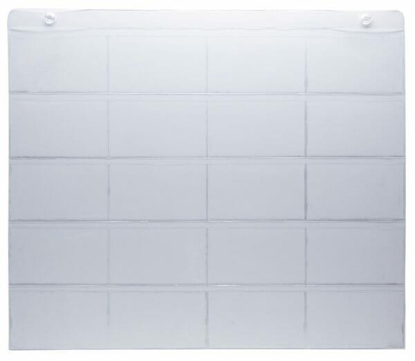 Prosimpli Index Card Holder Sleeve for 3x5 Inch Index Cards