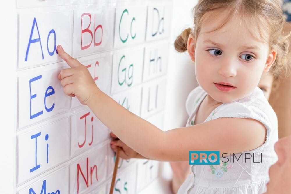 Young and older children love interacting with learning by doing it