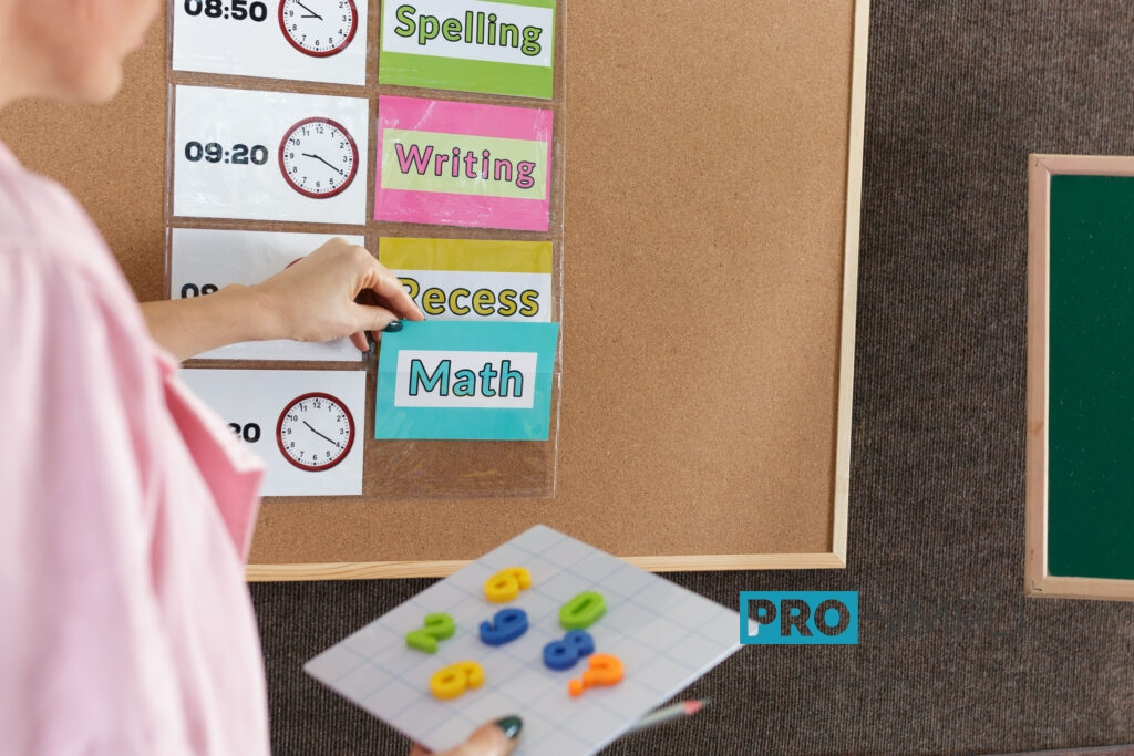 Use 4x6-inch Index Cards for Curriculum Scheduling