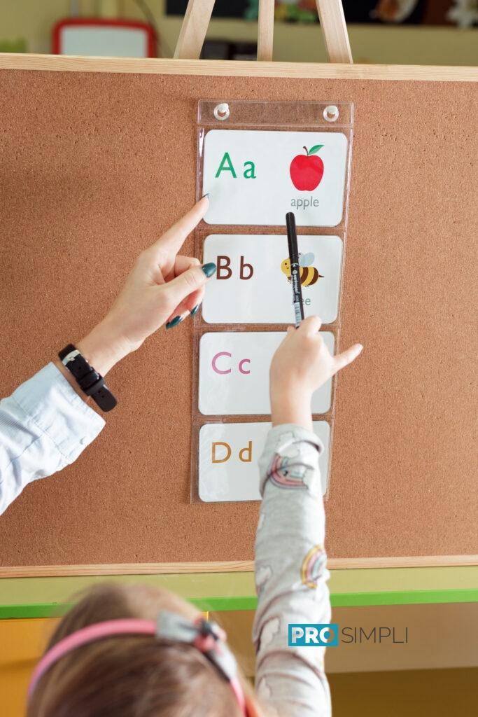 Teach the Alphabet to Children