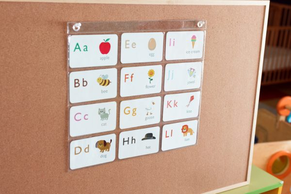 Learning the Sounds of Letters and the Alphabet Can Be Fun