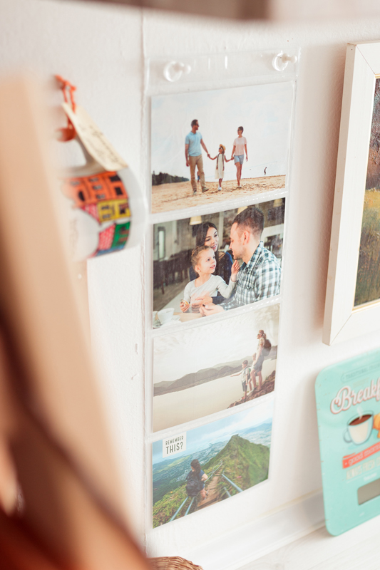 4x6 Photo Holder Sleeve You Can Hang On The Wall