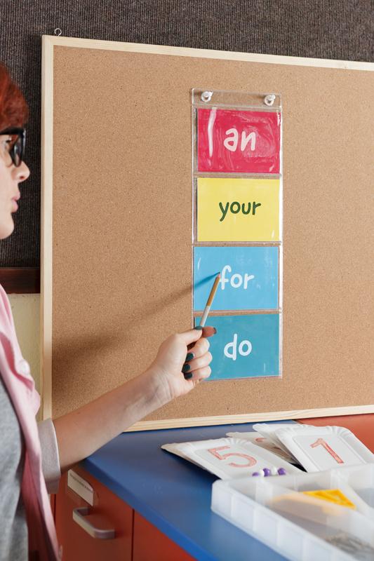 Teach Sight Words With ProSimpli Index Card Sleeves