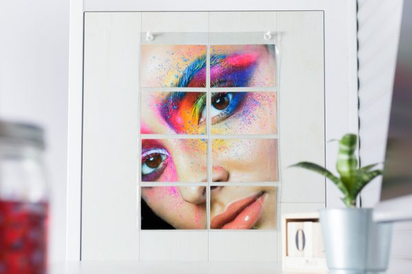 Create Beautiful Wall Art with 4x6 Photo Prints and our 4x6 Index Card Holders